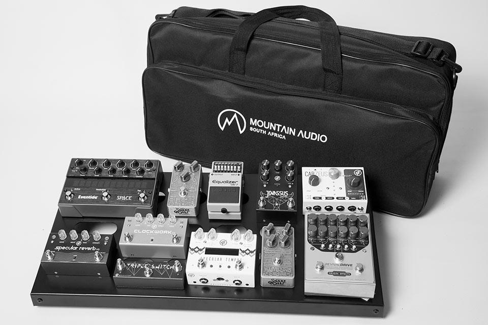 Mountain Audio Pedalboards